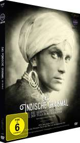 Joe May: Das indische Grabmal (1921), DVD