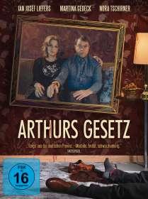 Christian Zübert: Arthurs Gesetz (Gesamtausgabe), DVD