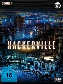 Igor Cobileanski: Hackerville Staffel 1, DVD