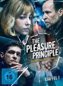 Dariusz Jablonski: The Pleasure Principle Staffel 1 - Geometrie des Todes, DVD