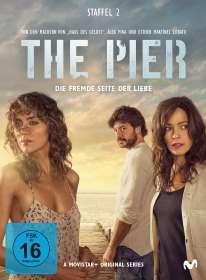 Alex Rodrigo: The Pier - Die Fremde Seite der Liebe Staffel 2, DVD