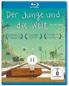 Ale Abreu: Der Junge und die Welt (Blu-ray), BR