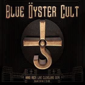 Blue Öyster Cult: Hard Rock Live Cleveland 2014, CD