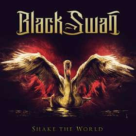 Black Swan: Shake The World, CD