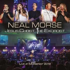 Neal Morse: Jesus Christ The Exorcist (Live at Morsefest 2018), CD