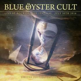 Blue Öyster Cult: Live At Rock Of Ages Festival 2016, CD