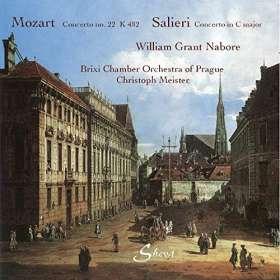 Antonio Salieri (1750-1825): Klavierkonzert C-Dur, CD