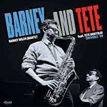 Barney Wilen (1937-1996): Barney And Tete Grenoble '88, CD