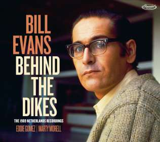 Bill Evans (Piano) (1929-1980): Behind The Dikes: Live 1969, CD