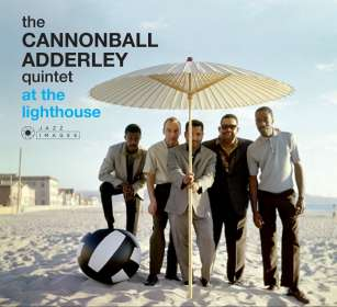 Cannonball Adderley (1928-1975): At The Lighthouse (Jazz Images), CD