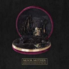 Moor Mother: Black Encyclopedia of the Air, CD