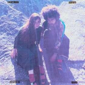 Jarvis Lightman Ecstatic Band: Banned, CD