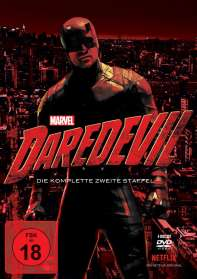 Phil Abraham: Daredevil Staffel 2, DVD