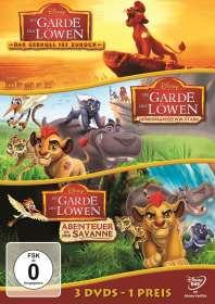 Die Garde der Löwen (Dreierpack), DVD