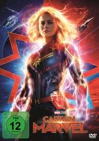 Anna Boden: Captain Marvel, DVD