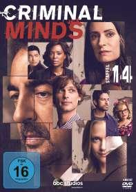 Criminal Minds Season 14, DVD