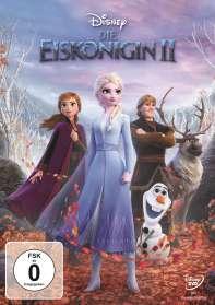 Jennifer Lee: Die Eiskönigin 2, DVD