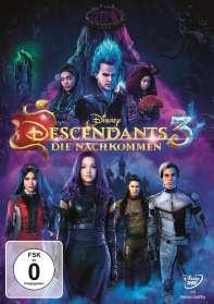 Kenny Ortega: Descendants 3 - Die Nachkommen, DVD