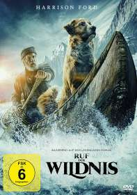 Chris Sanders: Ruf der Wildnis (2020), DVD