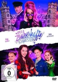 Sven Unterwaldt jr.: Vier zauberhafte Schwestern, DVD