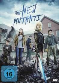 Josh Boone: The New Mutants, DVD