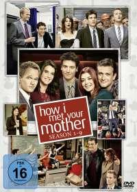 How I Met Your Mother (Komplette Serie), DVD