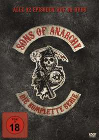 Sons of Anarchy (Komplette Serie), DVD