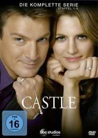 Rob Bowman: Castle (Komplette Serie), DVD