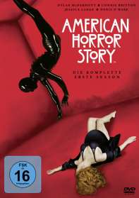 American Horror Story Staffel 1: Murder House, DVD