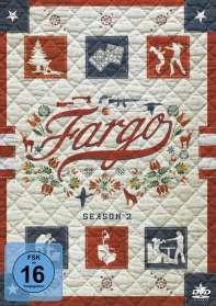 Fargo Staffel 2, DVD