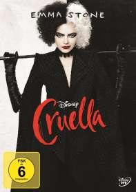 Craig Gillespie: Cruella, DVD