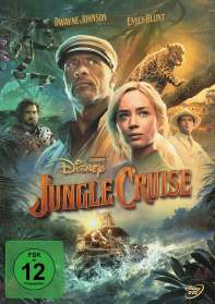 Jaume Collet-Serra: Jungle Cruise, DVD
