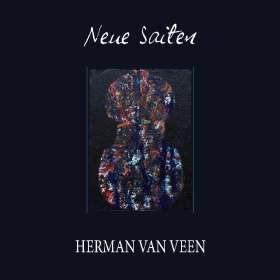 Herman Van Veen: Neue Saiten, CD