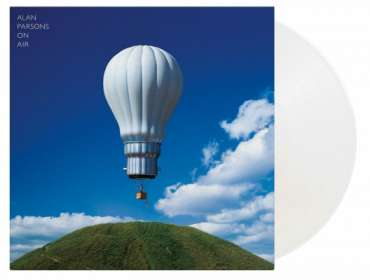 Alan Parsons: On Air (180g) (Limited Numbered 25th Anniversary Edition) (Transparent Vinyl), LP