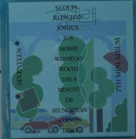 Seventeen: Heng:Garae (7th Mini Album), CD