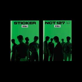 NCT 127: NCT 127 The 3rd Album 'Sticker' (Limited Sticky Version), CD