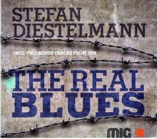 Stefan Diestelmann: The Real Blues (Bonus Edition), CD