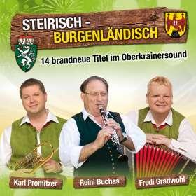 Steirisch-Burgenländisch, CD