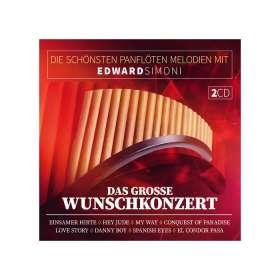 Edward Simoni: Das große Wunschkonzert, CD