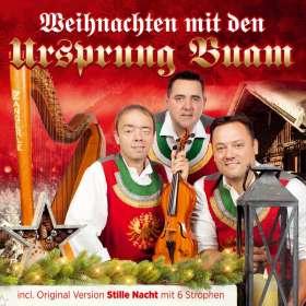 Ursprung Buam: Weihnachten mit den Ursprung Buam, CD