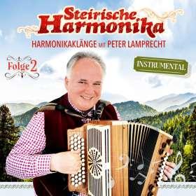 Peter Lamprecht: Steirische Harmonika Folge 2, CD