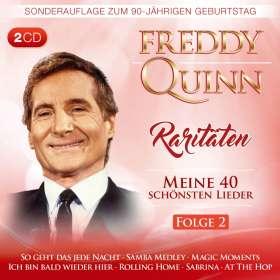 Freddy Quinn: Raritäten-Meine schönsten Lieder-Folge2, CD