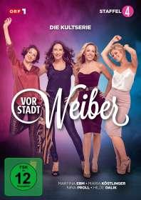 Uli Brée: Vorstadtweiber Staffel 4, DVD