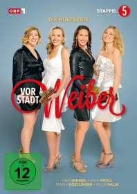 Harald Sicheritz: Vorstadtweiber Staffel 5, DVD