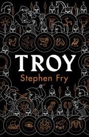 Stephen Fry: Troy, Buch