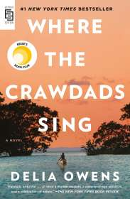 Delia Owens: Where the Crawdads Sing, Buch