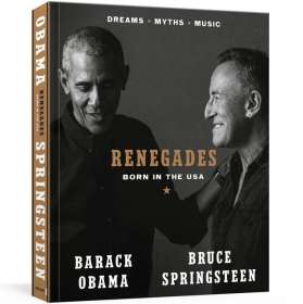 Barack Obama: Renegades, Buch
