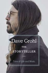 Dave Grohl: The Storyteller, Buch