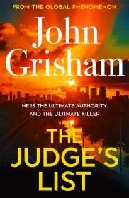 John Grisham: The Judge's List, Buch