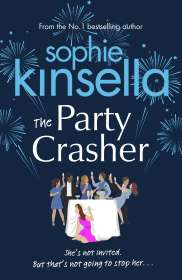Sophie Kinsella: The Party Crasher, Buch